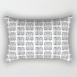Radiant Rectangular Pillow