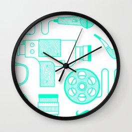 Movie Wall Clock