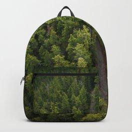 Gondola Banff  | Travel Alberta | Woods | Landskape Photography | Adventure | Trees Backpack