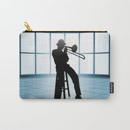 Cool Jazz 1 Carry-All Pouch