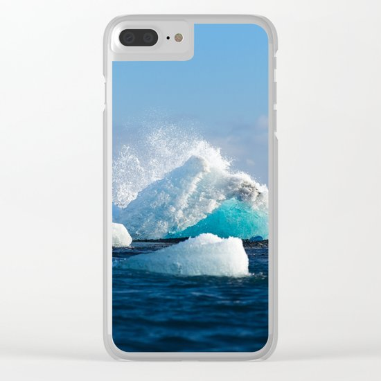 Ice Cold Clear iPhone Case