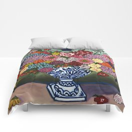 Amsterdam Flowers Comforters