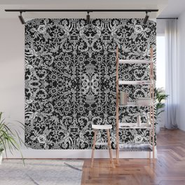 Lace Variation 01 Wall Mural