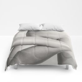 Two Lesbian Lovers Comforters