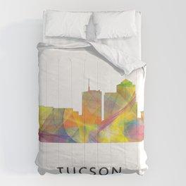 Tucson, Arizona Skyline WB1 Comforters