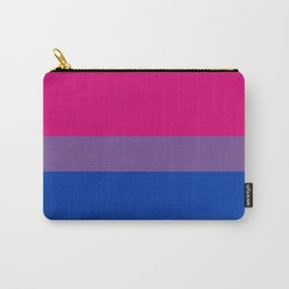 Bisexual Pride Flag Carry-All Pouch