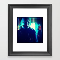 REAL HUMANS 5 S2 Framed Art Print