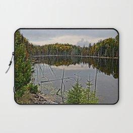 Peaceful Lake Laptop Sleeve