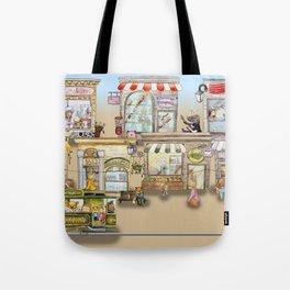 Pieni Iso Kaupunki Tote Bag
