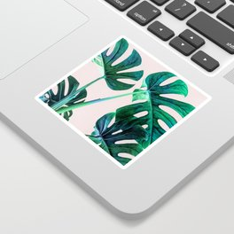 Wild Leaves Sticker