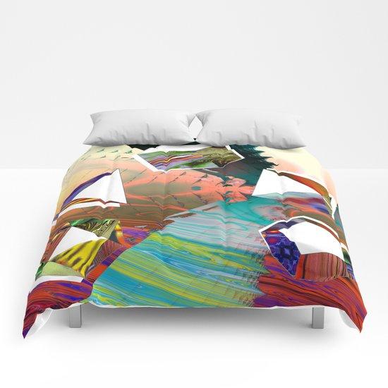 platonic Solids Comforters