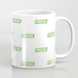 Fresh Boxed Logo Coffee Mug