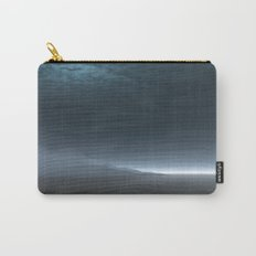 Blue Dawn Carry-All Pouch