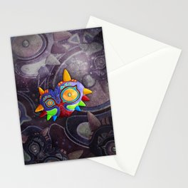 The Lost Mask Stationery Cards