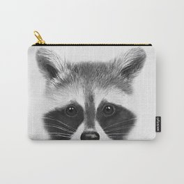 Baby Raccoon Carry-All Pouch