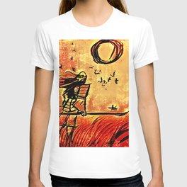 Samurai Woman (Onna-bugeisha) T-shirt