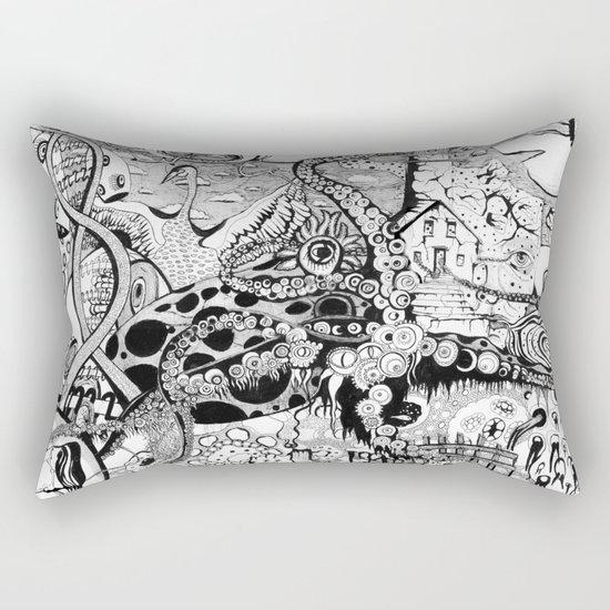 Destroyer Rectangular Pillow