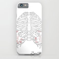 Human ribs cage Slim Case iPhone 6s