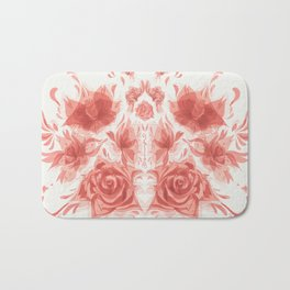 Perish like a rose Bath Mat