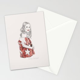 AMERICAN GAL LEIGHTON Stationery Cards