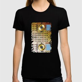 DDJ SX N In Limited Edition Gold Colorway T-shirt