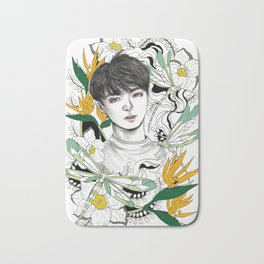 BTS Jungkook Bath Mat