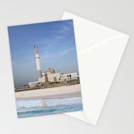 Tel Aviv photo - Reading power station Stationery Cards