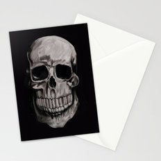 Keep smiling when your dead Stationery Cards