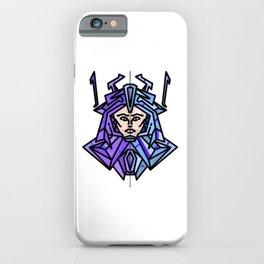 Space Samurai iPhone Case