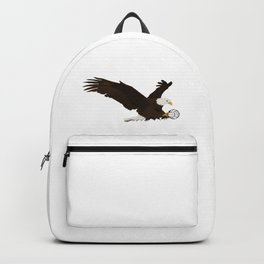 Volleyball Eagle Backpack