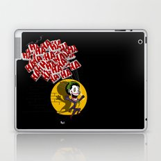 Jokahahaha Laptop & iPad Skin