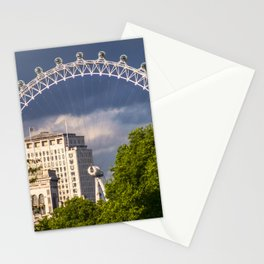 London Eye Looming Stationery Cards