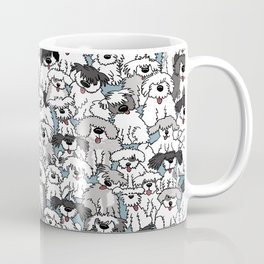 Aqua Dogs Coffee Mug