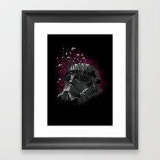 Shroom Trooper Framed Art Print
