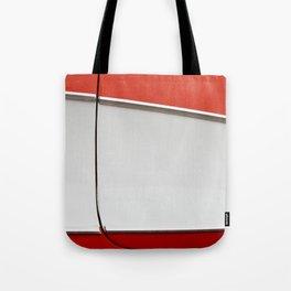 Vette Stripe Tote Bag