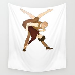It don't mean a thing if it ain't got that swing. Wall Tapestry