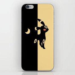 Umbreon iPhone Skin