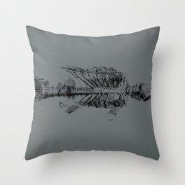 Doha 2012 Throw Pillow