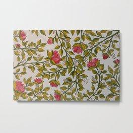 prickly pinks Metal Print