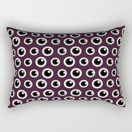 Eye Spy (Patterns Please) Rectangular Pillow