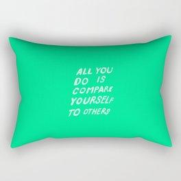 COMPARE Rectangular Pillow