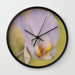 Orchid Dreams Wall Clock