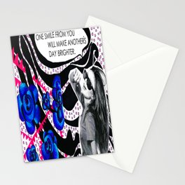 ONE SMILE Stationery Cards