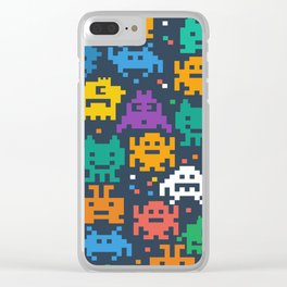 Mine-mal Clear iPhone Case
