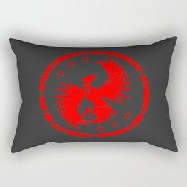 Firehawk Rectangular Pillow