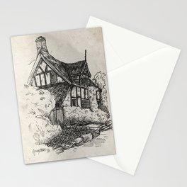 Cottage at Alderley Edge Stationery Cards