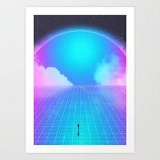 Worship 2030 Art Print