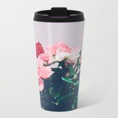 flowers25 Metal Travel Mug