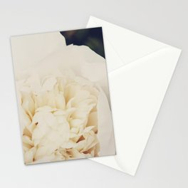 Champagne Floral Fauna  Stationery Cards