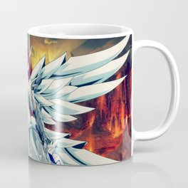 Erza Scarlet - Fight til the hell Fairy Tail Coffee Mug
